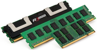 Kingston paměť 1GB DDR2-800 CL6 DIMM - D12864G60