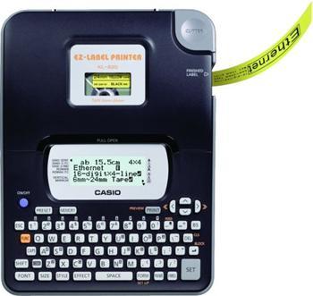 Casio KL 820 tiskárna štítků - KL 820