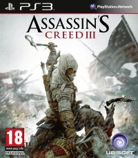 Assassins Creed III PS3 - 3307215636589