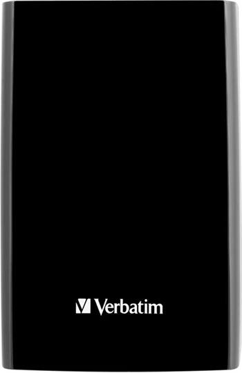 Verbatim Store 'n' Go 1TB externí HDD 2.5'', USB 3.0, černý - 53023
