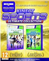 Kinect Sports Ultimate (xbox360) - 4GS-00009