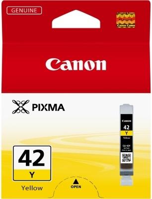 Canon ink. náplň CLI-42 Y žlutá - 6387B001