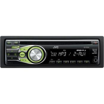 JVC KD R332, 4×50W, CD/MP3, AUX - KD R332