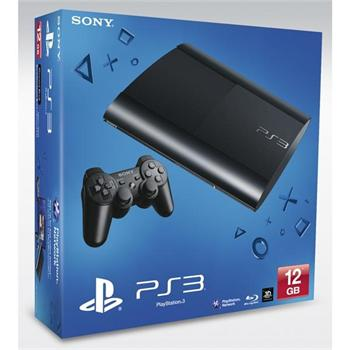 SONY PS3 - Playstation 3 - 12GB - PS719448419