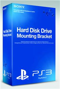PS3 - HDD Caddy Boxed (držák HDD) - PS719263432