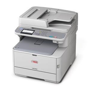 OKI MC362dn A4 22/24 ppm ProQ2400 USB LAN Fax - 44952104