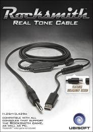 Rocksmith kabel PC, PS3, X360 - USPC05732