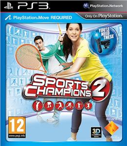 Sports Champions 2 MOVE PS3 - PS719251743