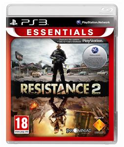Resistance 2 PS3 - PS719223641