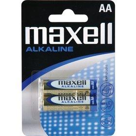 Maxell Alkaline AA 1,5V tužka (2pack) - LR6 2BP