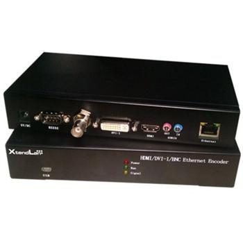 Planet IP HD enkoder,1x HDMI in, DVI in, VGA in, YPbPr in, CVBS in,audio in, H.264, TS stream - IVS-192