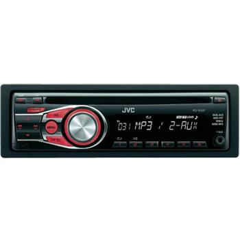 JVC KD R331, 4×50W, CD/MP3, FM, AUX - KD R331