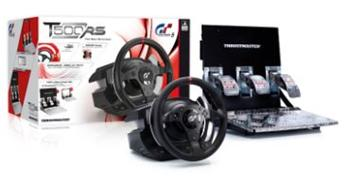 Thrustmaster Sada volantu a pedálů T500 RS pro PS3 (GT5) a PC - 3362934108632