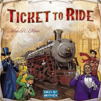 Ticket to Ride - DOW7201