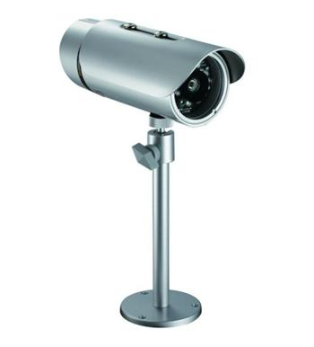D-LINK DCS-7110 , Outdoor Network Camera, PoE, H.264, 3GP, IR LED, IR Cut - DCS-7110
