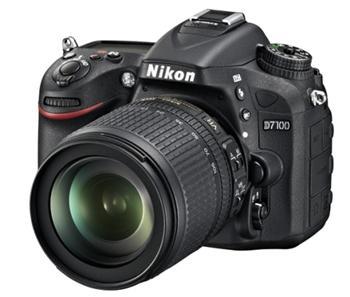 NIKON D7100 + 18-105 VR - VBA360K001