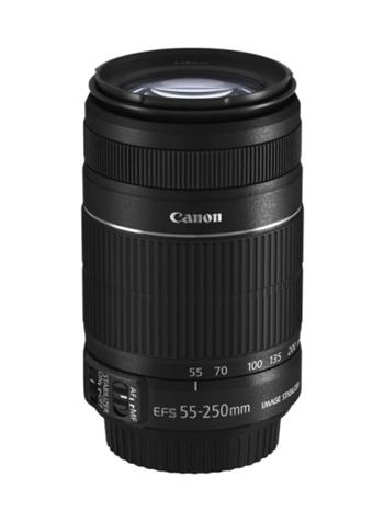 Canon EF-S 55-250mm f / 4-5.6 IS II - 5123B005