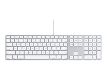 Apple Wired Keyboard EN - MB110LB/B