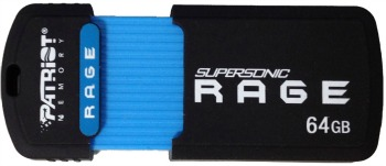 Patriot Supersonic RAGE XT 64GB USB 3.0 - PEF64GSRUSB