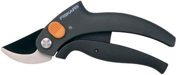 Fiskars S111340 nůžky zahradní, pákové, dvoučepelové - 111340