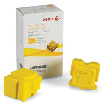 Xerox ColorQube Ink pro 8570 Yellow (2 STICKS), DMO (4.400 str.) - 108R00938