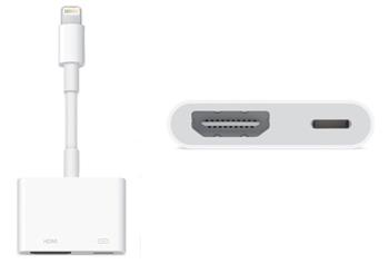 APPLE Lightning to Digital AV Adapter - MD826ZM/A