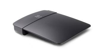 Cisco E900-EE, Wireless-N Router, 2,4 GHz, 4×10/100 - E900-EE