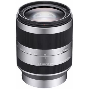 Sony objektiv SEL-18200, 18-200mm pro NEX - SEL-18200.AE