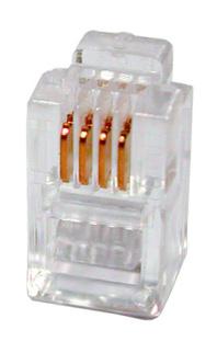 Telefonní konektor RJ10 4P4C - 12.99.1063