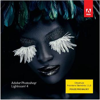 Adobe Photoshop Lightroom 4 + Adobe Premiere Elements 11 - ADBPL+PE