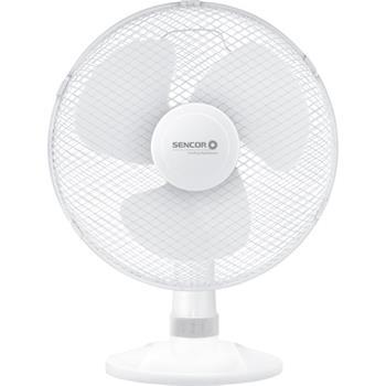 Sencor SFE 3020WH, stolní ventilátor 30cm - SFE 3020WH