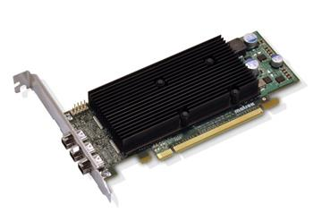 Matrox M9138 1GB, 3x Mini DP, low profile, PCI-Express - M9138-E1024LAF