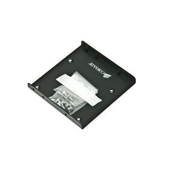 Corsair CSSD-BRKT1 redukce pro upevnění 2.5in SSD / HDD do 3.5in pozice v case (kovový adaptér) - CSSD-BRKT1