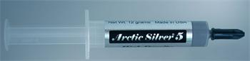 ARCTIC SILVER - AS5-12G Premium Silver Thermal Compound - SFTX363