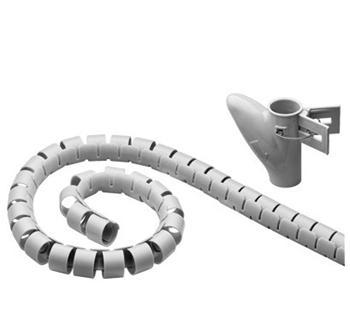 Souprava na svazování kabelů stříbrná - 4040849521850