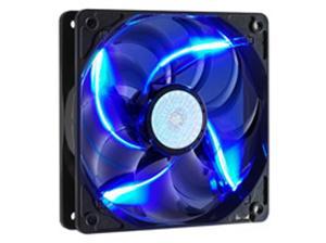 COOLERMASTER R4-L2R-20AC-GP SickleFlow 120x120x25, modrý (blue), ventilátor - R4-L2R-20AC-GP