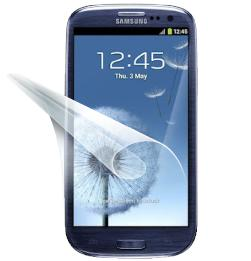 Fólie ScreenShield Samsung Galaxy S III (displej) - SAM-GS3-D