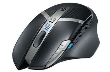 Logitech G602 Wireless Gaming Mouse - 910-003822