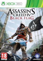 Assassins Creed IV Black Flag (XBox360) - 3307215705612