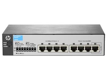 HP 1810-8 Switch v2, 8×100 - J9800A#ABB