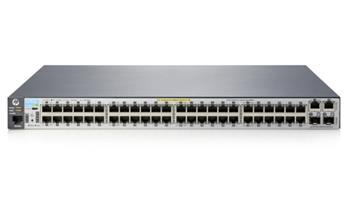 HP 2530-48 Switch, 24×100,2×1000, 2×SFP - J9781A#ABB
