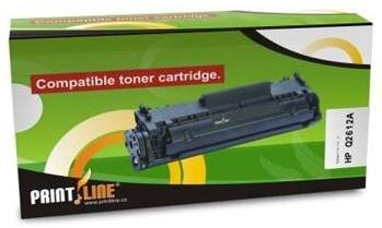 PRINTLINE kompatibilní toner s Canon CRG-729Bk, black - DC-CRG729Bk