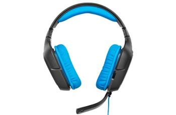 Logitech Gaming Headset G430, blue - 981-000537