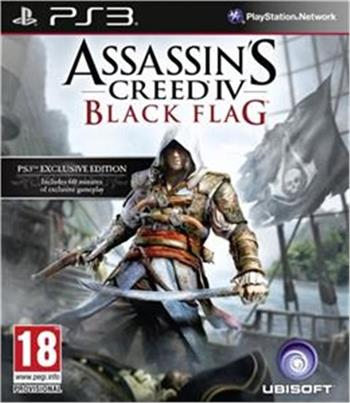Assassins Creed IV Black Flag PS3 - 3307215846339