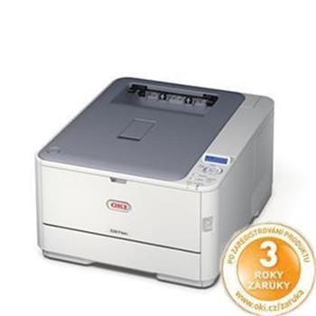 OKI C511dn A4 26/30 ppm ProQ2400 USB LAN - 44951604