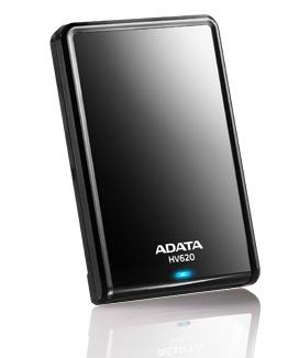 A-DATA HV620 1TB 2.5'' USB 3.0 černý - AHV620-1TU3-CBK