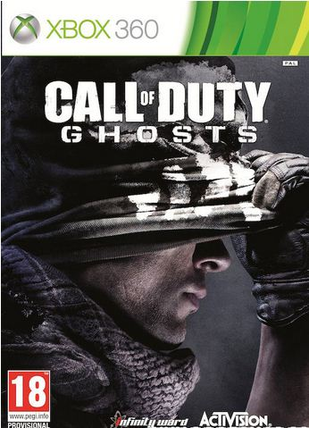 Call of Duty Ghosts (XBox360) - 84681EM