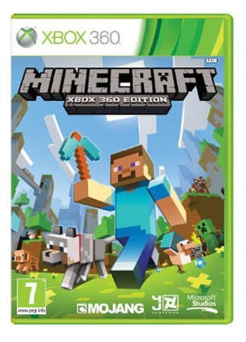 Minecraft (XBox360) - G2W-00016