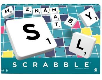 Scrabble originál CZ - Y9620
