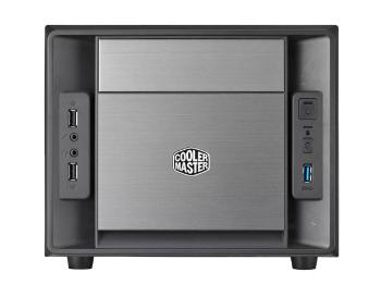 CoolerMaster case miniITX Elite 120 Advanced, černá (bez zdroje - ATX) - RC-120A-KKN1